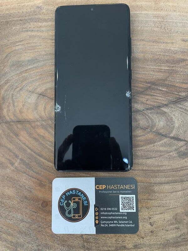 Samsung S21 Ultra Ekran Değişimi