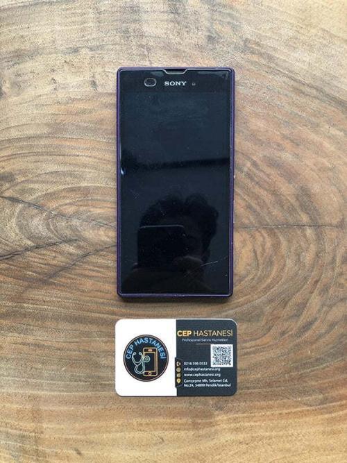 Sony T3 Ekran Değişimi