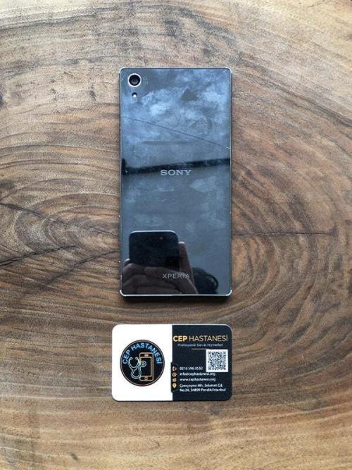 Sony z5 Premium Arka Kapak Değişimi
