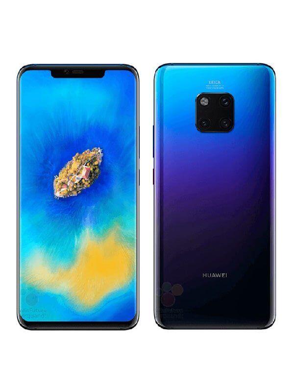 Huawei Mate 20 Arka Cam