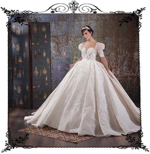 Pendik Gelinlik Prenses Kesim Modeli