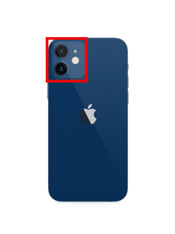 iPhone 12 Kamera Camı Değişimi