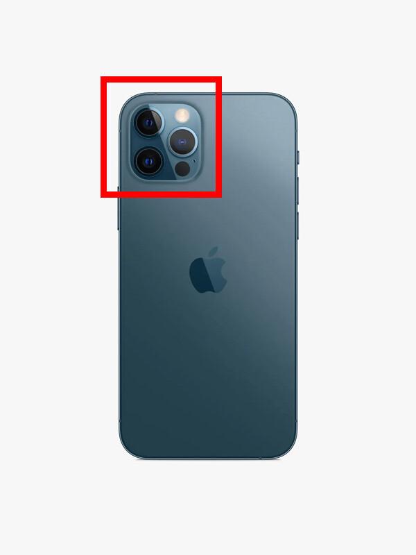 Iphone 12 Pro Kamera Camı Değişimi